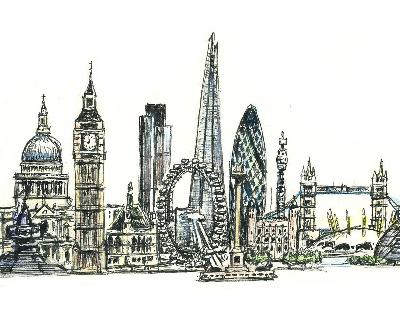 London montage (2 July 2013)