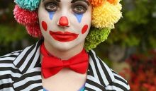 DIY-clown-make-up-halloween-makeup-ideas-easy-makeup